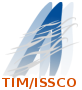 TIM/ISSCO logo
